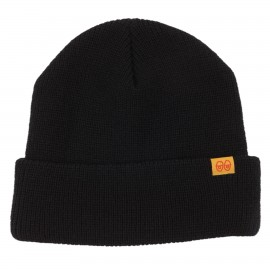 Krooked Krooked Eyes Clip beanie black gold red
