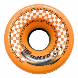 Krooked Zip Zinger 65mm orange