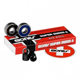 Bones Swiss Super 6 Ball