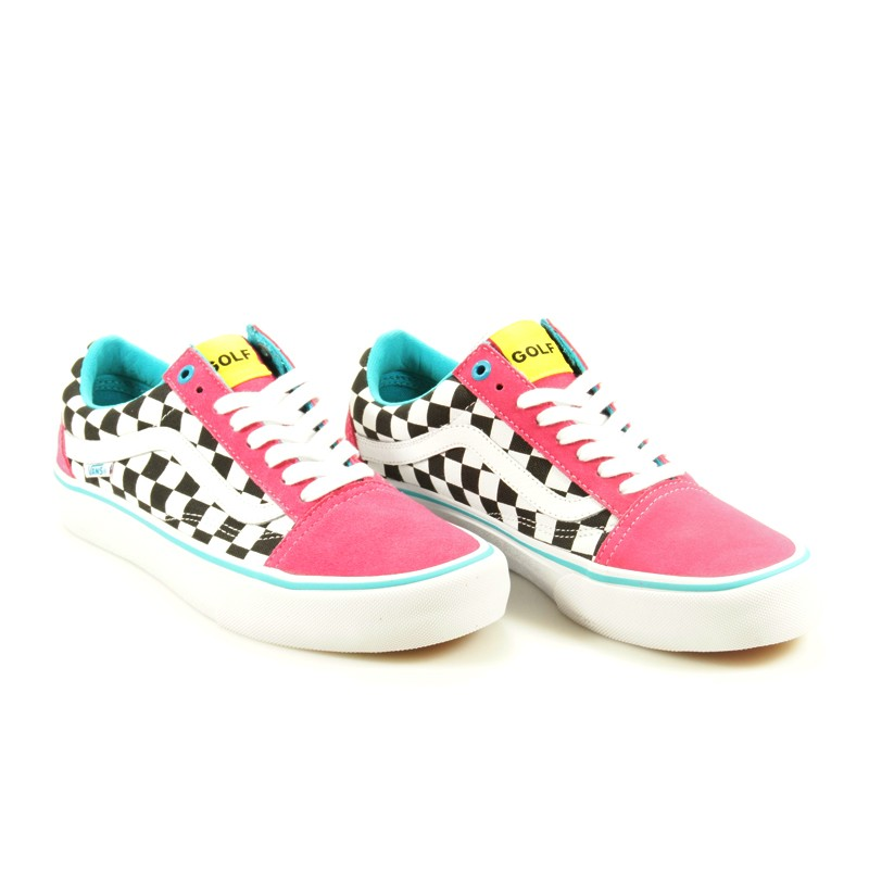 18f5d44739 Old Skool Pro Syndicate Golf Wang blue pink white. Loading zoom