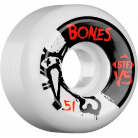 Bones Stf Side Cut V5 51mm