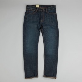 Levi's 513 slim 5 pocket SE emb