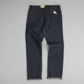Levi's 504 straight pocket SE rigid indigo