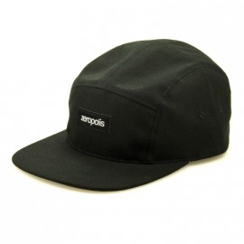 Zeropolis Classic Herringbone 5 Panel black grey