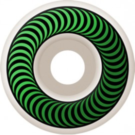 Spitfire Classic white green 52mm