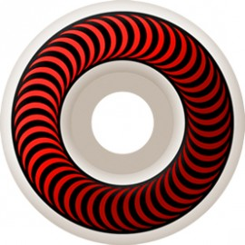 Spitfire Classic white red 51mm