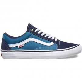 Vans Old Skool Pro navy STV navy white
