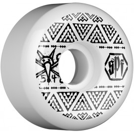 Bones SPF P5 Side Cut white 54mm
