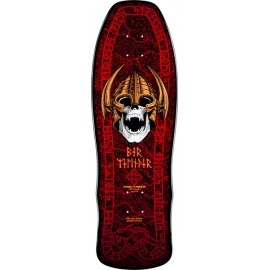 Powell Peralta Per Welinder Re-Issue Nordic Skull black 9.62""