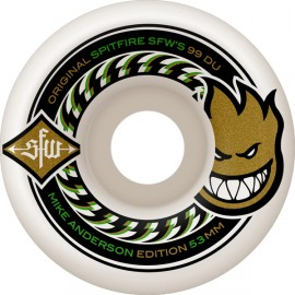 Spitfire Mike Anderson SFW 2 99D white 53mm