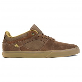 Emerica The Hsu Low Vulc brown gum