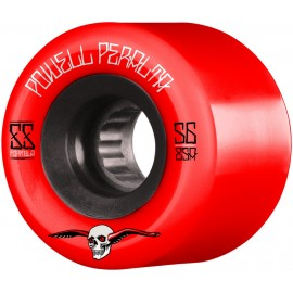Bones G Slides red 56mm