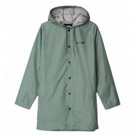 Stüssy Long Hood Coach Jacket olive