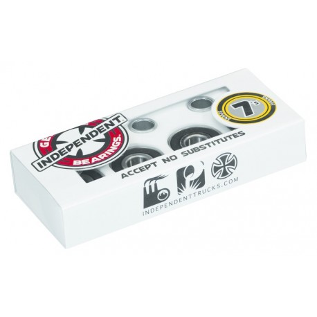 Independent Abec 7 bearings