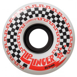 Krooked Zip Zinger 80D white 56mm