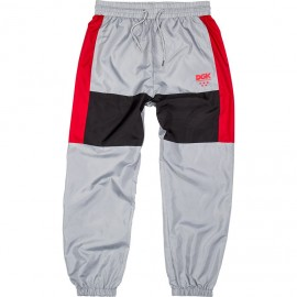 Dgk Backspin Swishy pant grey