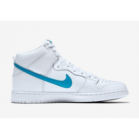 Nike Sb Dunk High TRD QS white orion blue white white