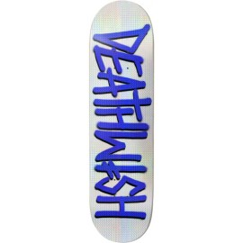 Deathwish Deathspray white blue holo 8.25""