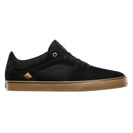 Emerica The Hsu Low Vulc black gum