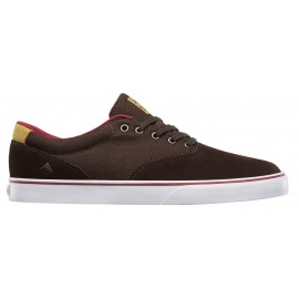 Emerica Provost Slim Vulc brown white