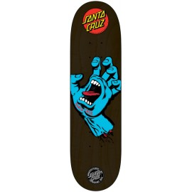 Santa Cruz Screaming Hand blue black 8.125""