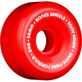 Bones SPF P5 Hawk Mini Cube Red 84B 56mm