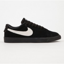 Nike SB Blazer Zoom Low GT black white black