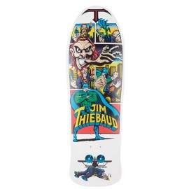 Santa Cruz Jim Thiebaud Re-Issue Joker white 10""