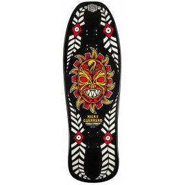 Powell Peralta Tommy Guerrero Mask black Re Issue 10""