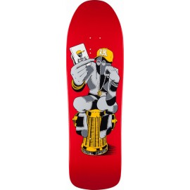Powell Peralta Ray Barbee Hydrant Red Re Issue 9,75""