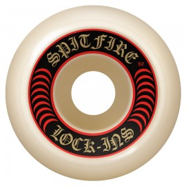 Spitfire Formula Four Lock Inns 101D white 52mm