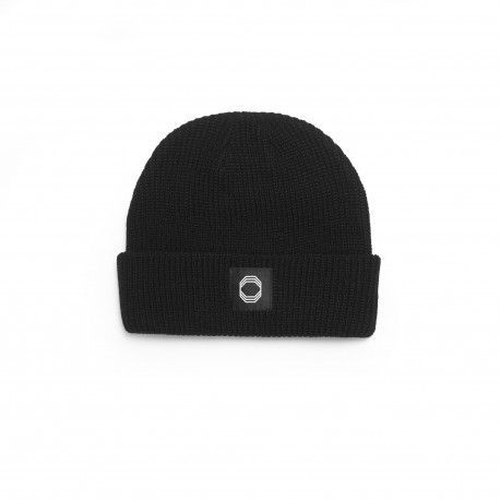 Öctagon Öctagon Patch Beanie black