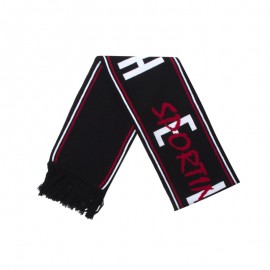 Hélas Sporting Club Scarf black