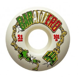 Haze Heritage Franck Barattiero white 51mm