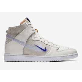 Nike SB Dunk High Pro QS Soulland sail game royal white