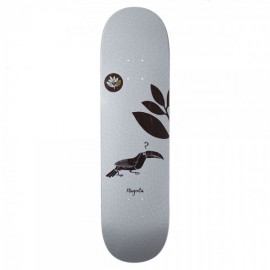 Magenta Toucan white deck 8.125""