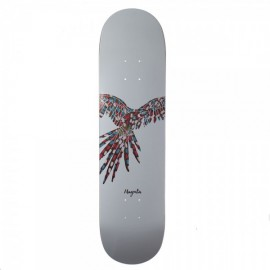 Magenta Feather 2 deck 8.4""