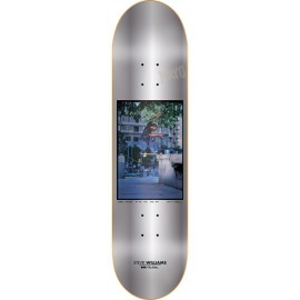 Dgk Dgk X Blabac Deck Stevie Williams silver 8.06""