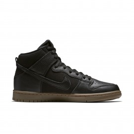 Nike SB Dunk High Premium QS NSB X Antihero black black anthracite