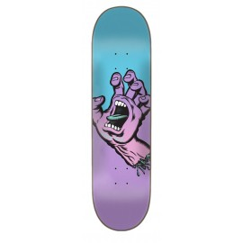 Santa Cruz Pastel Screaming Hand 8.125""