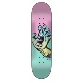 Santa Cruz Pastel Screaming Hand 7.75""