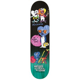 Krooked Mike Anderson The Heart 8.25""