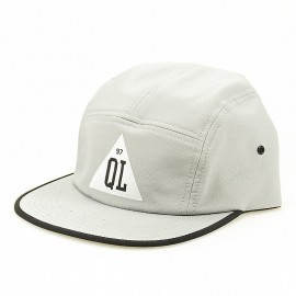 The Quiet Life Wrap 5 Panel grey