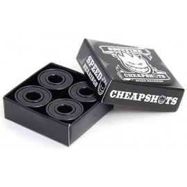 Spitfire Cheapshots abec 3 bearings
