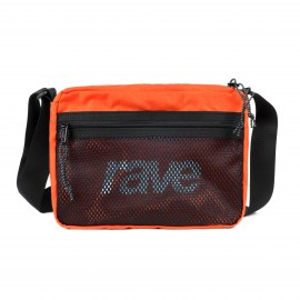 Rave Skateboards Shoulder Bag orange