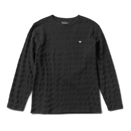 Diamond Sportsman L/S top black