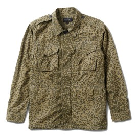 Diamond Cheetah M65 jacket olive