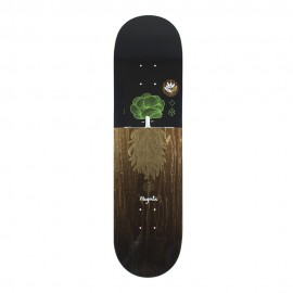 Magenta Night Tree deck 8.125""