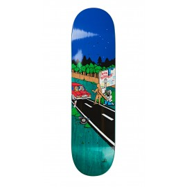 Polar Nick Boserio deck Welcome To Perth 8.25""