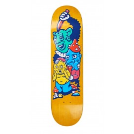 Polar Paul Grund deck Meltdown 8.375""